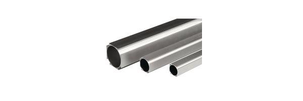 Druckluftleitung aus Aluminium Ø 40 - 80 mm