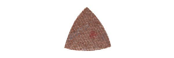 Schleifblatt Deltaform
