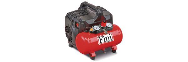Fini Mobile Kolbenkompressoren