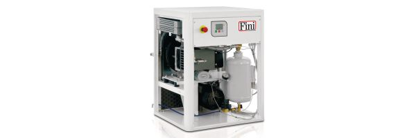 Fini Scroll Kompressoren - ölfreie und Multianlagen Kompressor