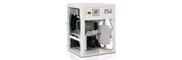 Fini OS - Oilfree Scroll Kompressor