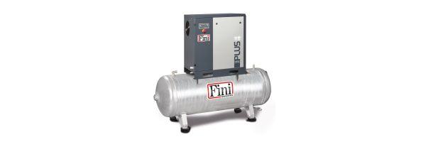 Fini 5 - 15 kW PLUS mit 270 oder 500 Liter Behälter