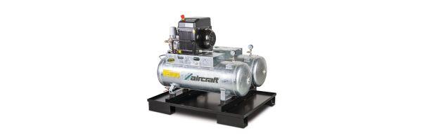 Aircraft Stationäre Kolbenkompressoren