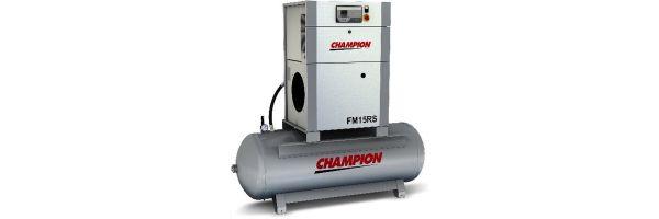 Champion Kompressoren Reihe FM 15 - FM 22