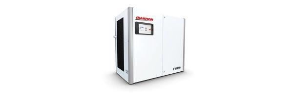 Champion Kompressoren der Reihe FM RS 90 bis 132 drehzahlgeregelt