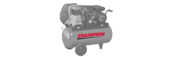 Riemengetriebene einstufige Kompressoren