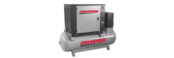 Leise Kompressoren mit Kältetrockner + Riemen angebtrieben