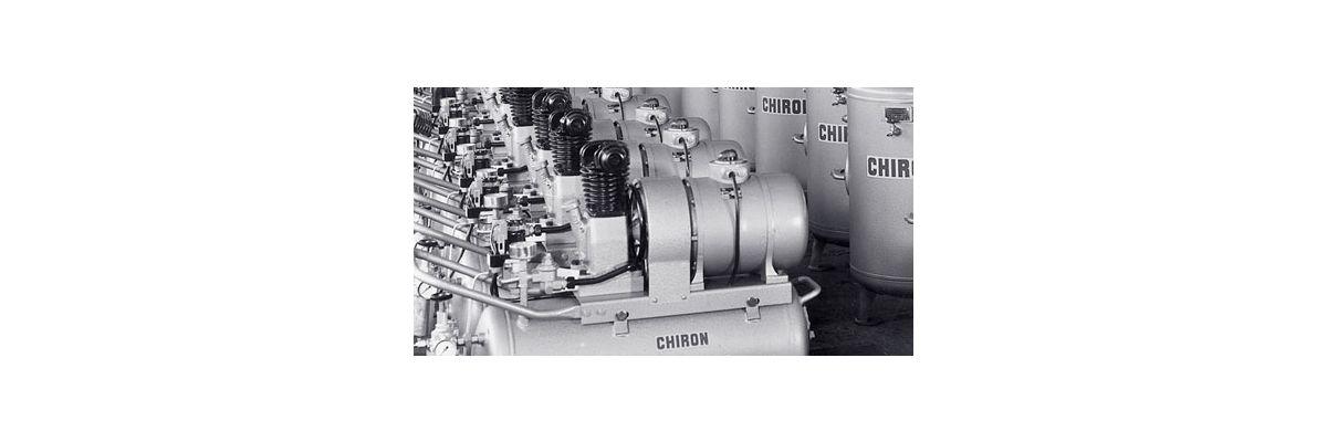 Chiron Kompressoren und Ersatzeile - Chiron Kompressoren + Ersatzeile bei Müller Drucklufttechnik GmbH