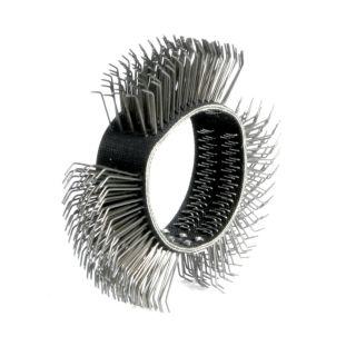 Drahtbürstenband grob 23mm - Unterbodenschutz entfernen