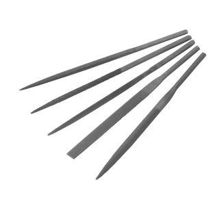Feilenset 5-teilig FS5, 5mm-Schaft