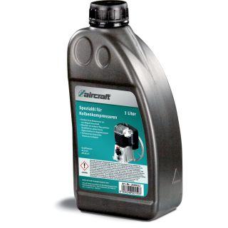 Kompressoröl Mineralöl 20 W 30 in 1 Liter Flasche