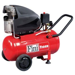 Fini Tiger/I 265M - 10 bar - 155 L/Min    24 Liter Behälter
