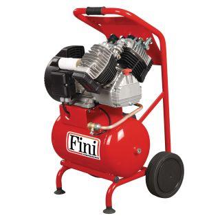 Big Pioneer/I 362M Fini Mobiler Kolbenkompressor