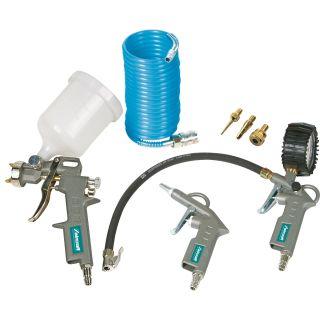 Druckluftwerkzeuge-Set 7-teilig DWS 7