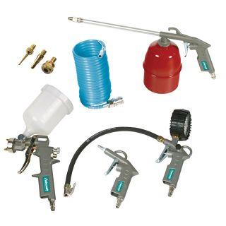Druckluftwerkzeuge-Set 8-teilig DWS 8