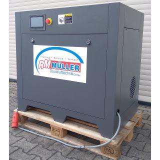RM 15 VS Drehzahlgeregelter Schraubenkompressor 15 kW