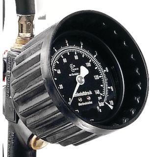 Manometer Ø 80 mm, eichfähig