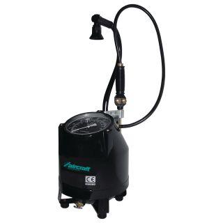 Tankstellen Luftdruckprüfer mit doppelseitigem Tankstellenstecker SFM-G