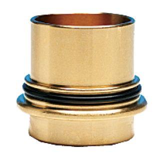 Wasserabscheider Messing für 28mm T-Verbinder