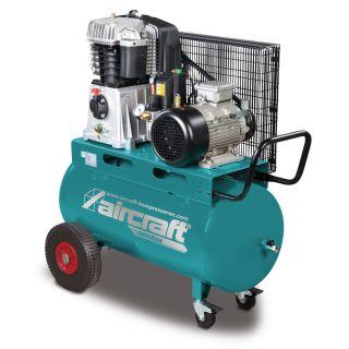 AIRSTAR 703/90 E Aircraft Mobiler Kolben-Kompressor mit 90 Liter Druckluftbehälter