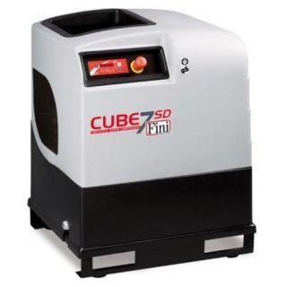 Kompressor mieten: Fini Cube mit Kältetrockner gebraucht 4 kW