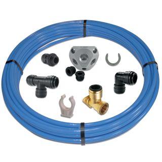 Rohrleitungs-Starterset Steckverbindungssystem 22 mm