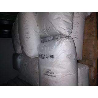 Glasperlen 70 - 110 Mµ 25 kg Sack